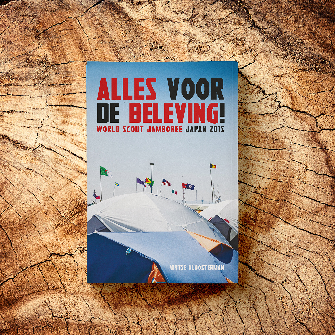 Reisboek Alles Voor de beleving!