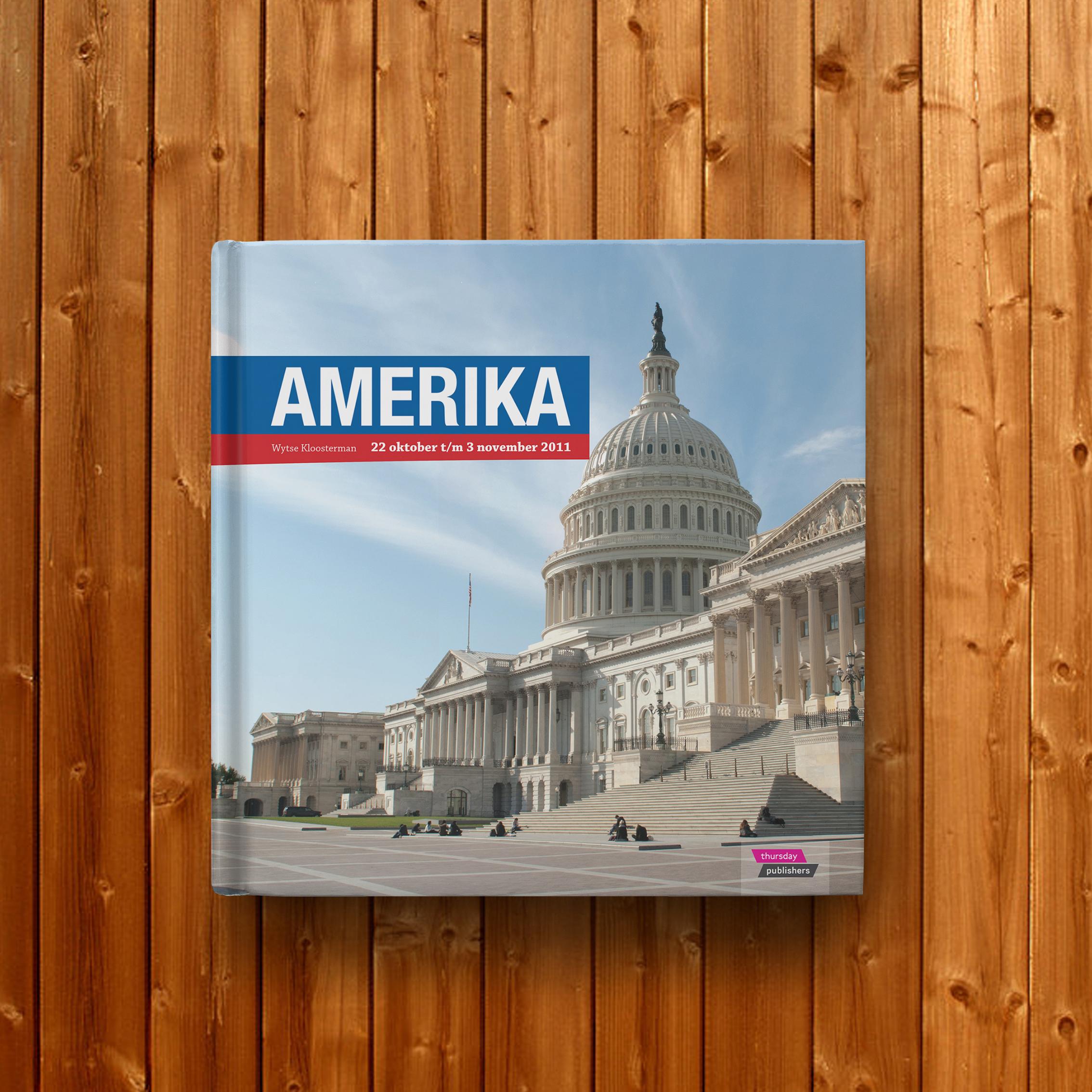 Fotoboek Amerika reis